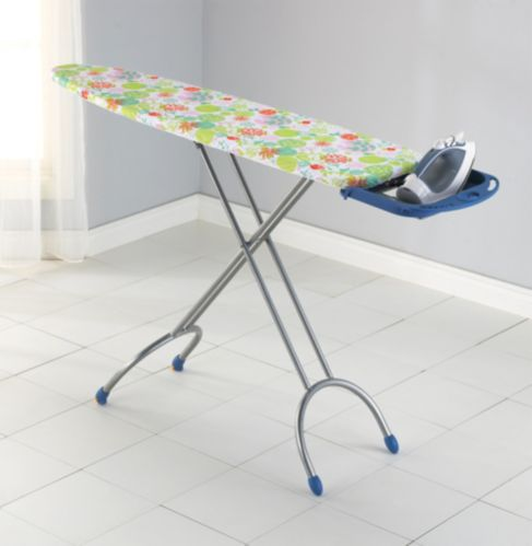 For Living Retractable H-Leg Ironing Board