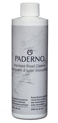 Nettoyant pour acier inoxydable PADERNO, 236 ml Image de l'article