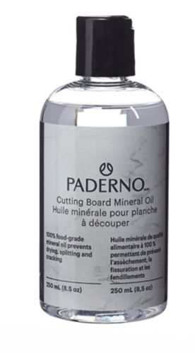 PADERNO Mineral Oil Treatment, 250-mL Product image