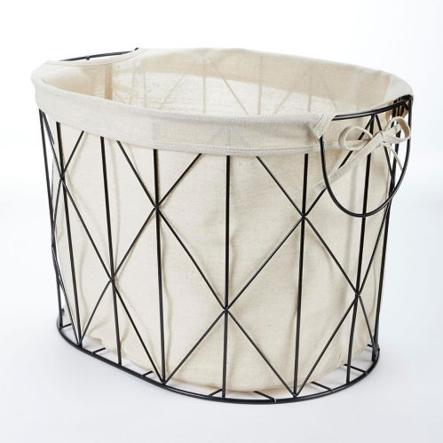 CANVAS Harbour Basket, Large Product image