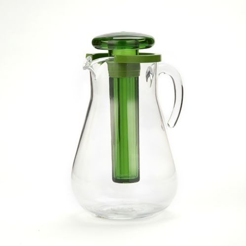 2-in-1 Pitcher with Diffuser and Ice Tube Product image