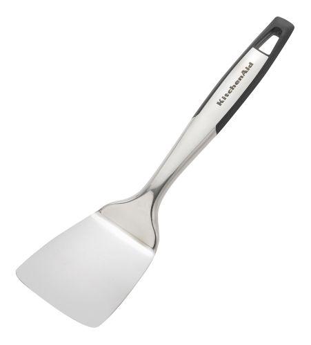 Spatule sans fente KitchenAid, acier inoxydable Image de l'article