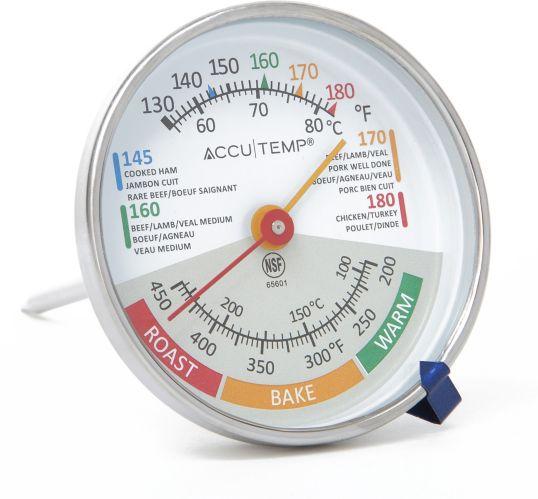 Thermomètre de four et à viande Accutemp Image de l'article
