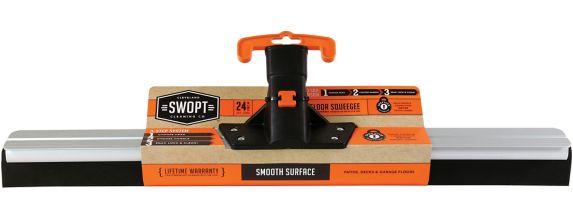 Swopt Floor Squeegee Head, 24-in Product image