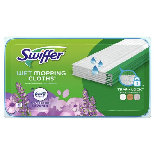 Swiffer Sweeper Wet Refill, Lavender, 24-pk Product image