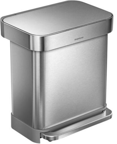 simplehuman Garbage Can, 30-L Product image