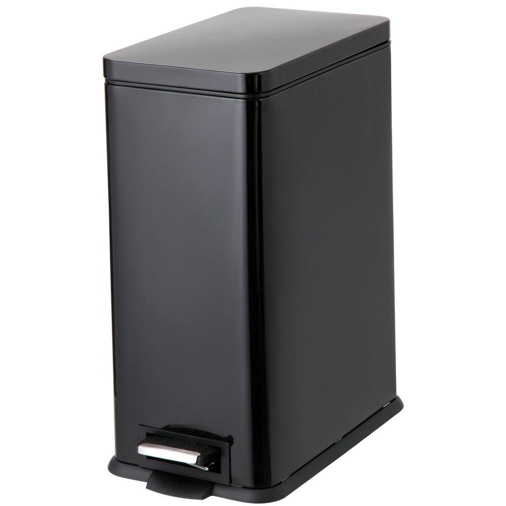 type A Rectangular Garbage Can, 30-L