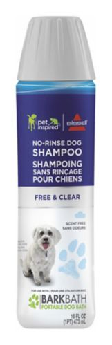 Free & Clear Allergen Shampoo, 16-oz Product image