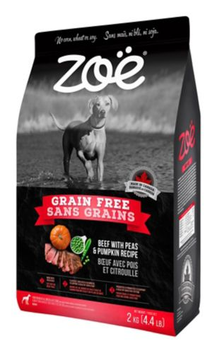 Zoe Dog Grain Free Beef, 2-kg Product image