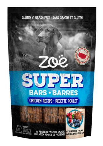 Charquis de poulet pour chiens Zoe, 170 g