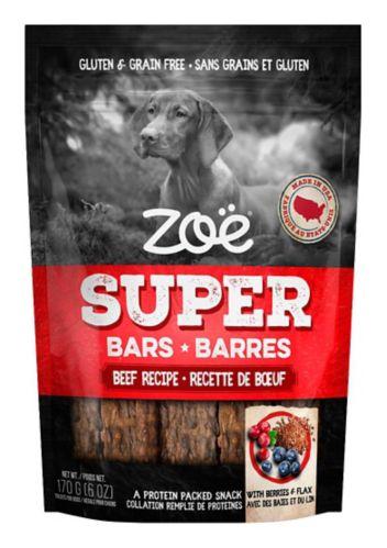 Charquis pour chiens Zoe, bœuf, 170 g Image de l'article