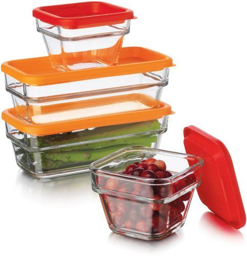 Libbey Glass Storage Set, 8-pc Product image