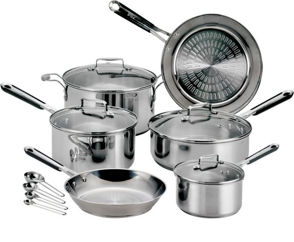 T-fal Techno Release Cookware Set, 14-pc Product image