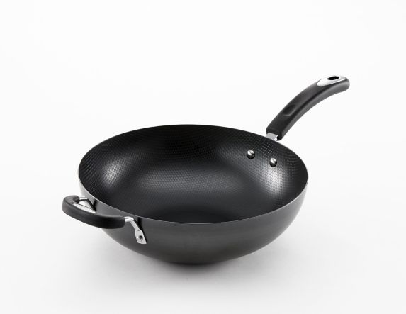 Lagostina Carbon Steel Wok, 12-in Product image