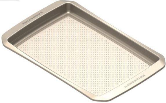 Plaque à biscuits Lagostina Diamond, 11 x 17 po Image de l'article