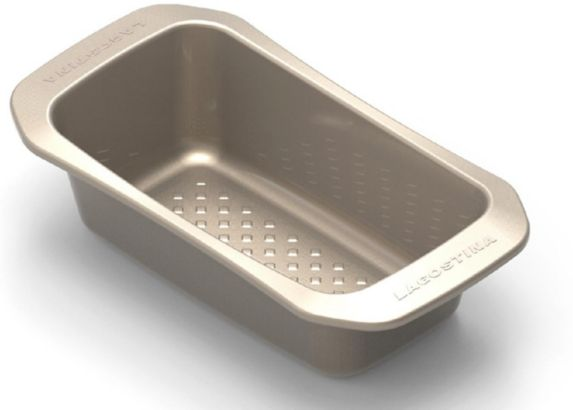 Lagostina Diamond Loaf Pan, 9-in