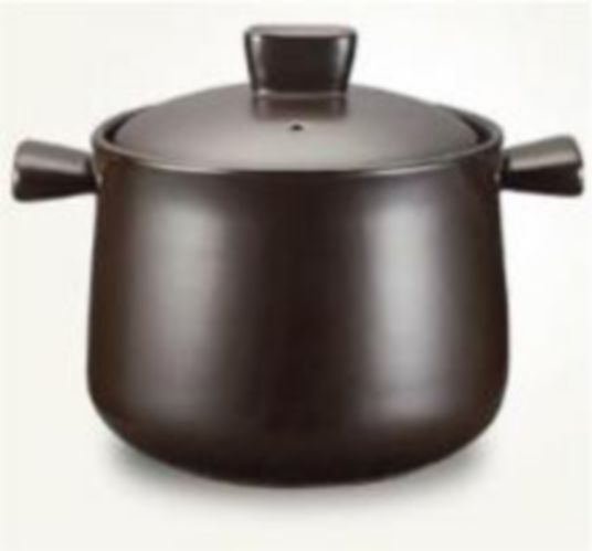 Lagostina Clay Cooking Casserole Dish, 6-L Product image