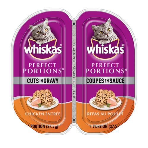 Whiskas Perfect Portions Product image