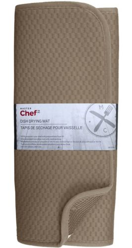 MASTER Chef Dish Drying Mat, Mushroom Product image