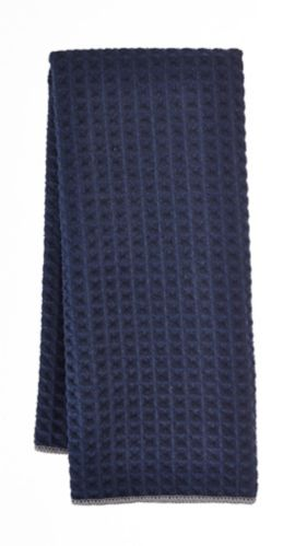 PADERNO Microfiber Kitchen Towel, Navy, 2-pk Product image