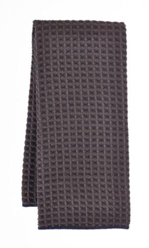 PADERNO Microfiber Kitchen Towel, Charcoal, 2-pk Product image