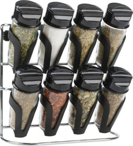 Trudeau Maison 8-Bottle Spice Rack Product image