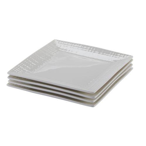 CANVAS Grafton Appetizer Plates, 4-pk Product image