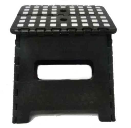 Maison Kleen Folding Step Stool, 13-in Product image