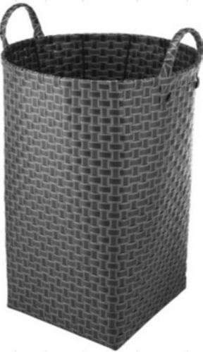 For Living Woven Hamper, Grey Product image