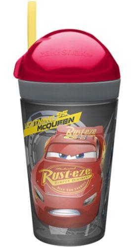 Disney Cars 3 Snack Bottle