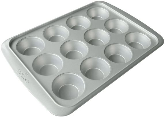 PADERNO Professional Muffin Pan, 12-cup Product image