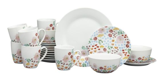 CANVAS Meadow Dinnerware Set, 16-pc Product image