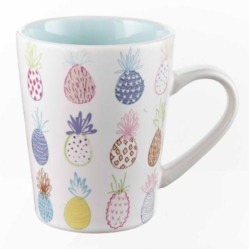 Tasse CANVAS, ananas, 14 oz Image de l'article
