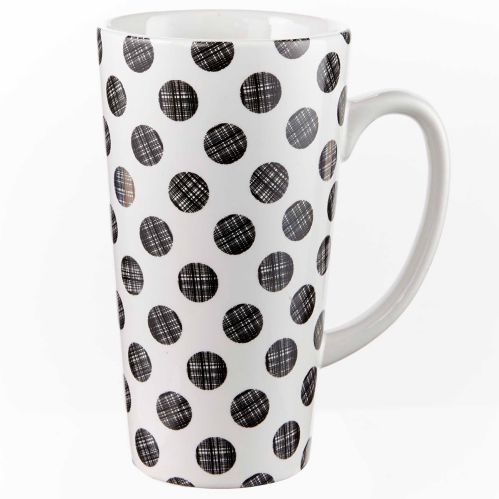 CANVAS Polka Dot Mug