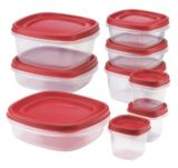 Easy Find Food Container Set, 18-Pc | Rubbermaidnull