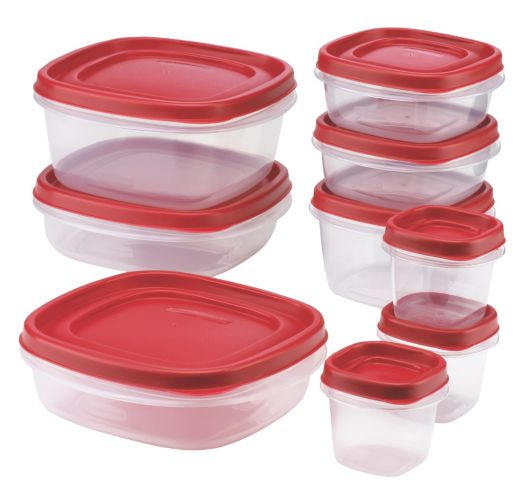 Easy Find Food Container Set, 18-Pc Product image