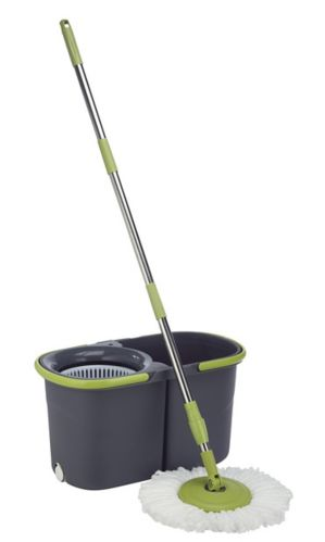 FRANK Dual Bucket Spin Mop Product image