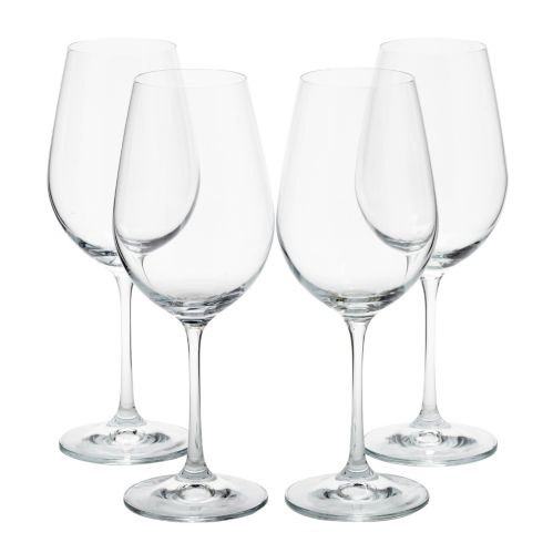 Home Presence Crystalline Red Wine Glasses Product image