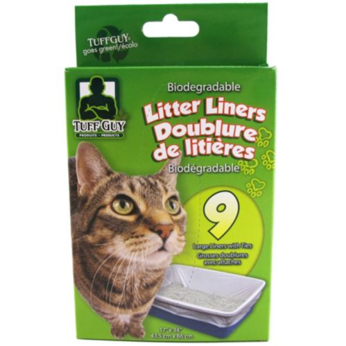 Tuff Guy Kitty Litter Liners Product image