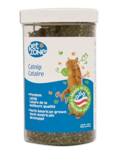 Pet Zone Catnip Jar Product image
