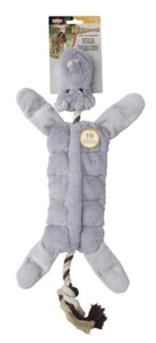 Spot Skinneeez Tons Squeakers with Rope Product image