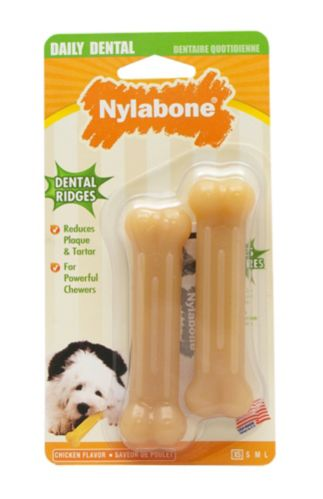 Nylabone Daily Dental Durable Chews Product image