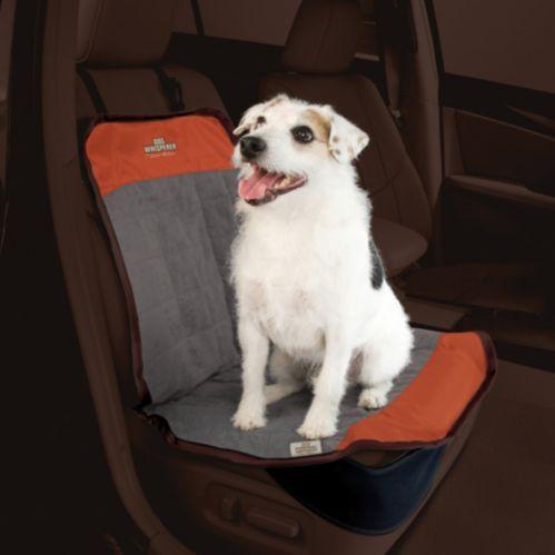 Cesar Millan Bucket Seat Cover, Brown/Orange Product image