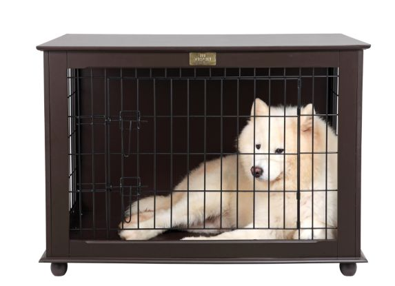 Cesar Millan Large Dog Crate, 37 x 24 x 27-in Product image
