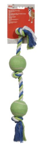 Dogit Dog Toy with Bone and 2 Tennis Balls Product image