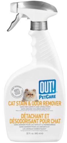Détachant et désodorisant pour chat Out PetCare Image de l'article