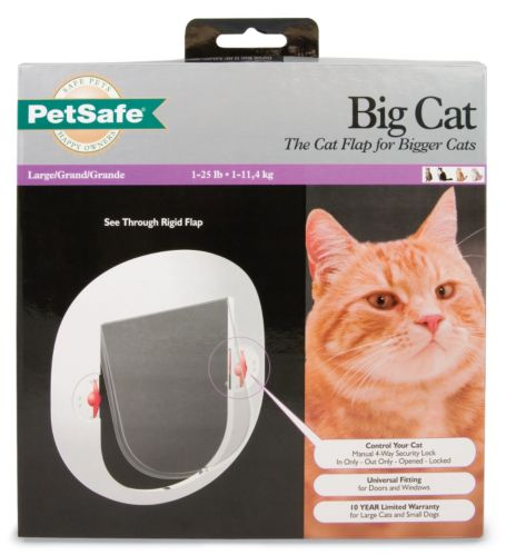 Chatière PetSafe, gros chats
