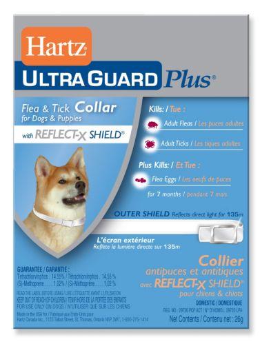 Collier anti-puces et tiques Hartz Ultra Guard Plus Image de l'article
