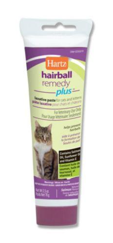 Traitement Hartz Hairball Remedy Plus, en pâte Image de l'article