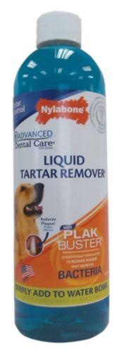 Éliminateur de tartre liquide Nylabone Advanced Dental Care Image de l'article